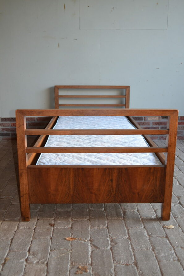 antiek bed, antiek ledikant