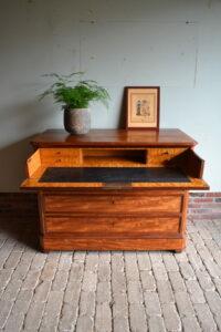 antieke secretaire, antiek bureau, antiek buro, antiek dressoir, antieke commode, antieke ladekast