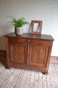 antiek dressoir, antieke commode, antieke tv kast