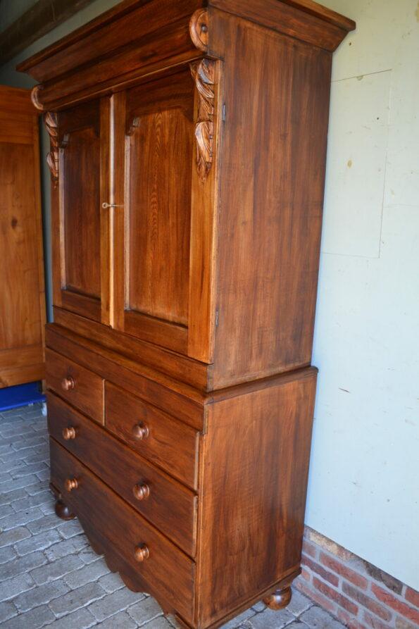 antiek kabinet, antiek buffetkast, antieke ladekast, antieke ladenkast