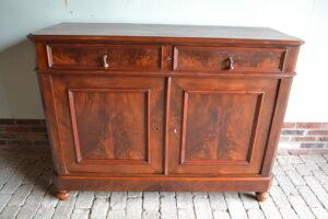 antiek dressoir, antieke commode, antieke tv kast, antieke meidenkast