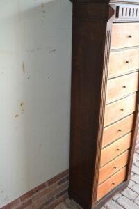 antieke ladekast, antieke ladenkast