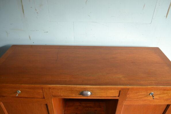 antieke lessenaar, antieke lezenaar, antiek bureau, antiek buro, antieke schrijftafel